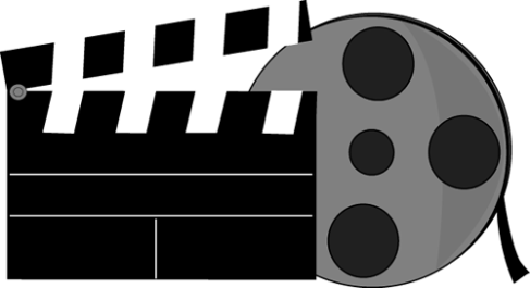 movie-clip-art-movie-clapper-and-reel